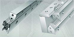 Направляващи системи с плоски сепаратори
